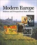img - for Modern Europe: Sources and Perspectives from History book / textbook / text book