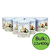 NANNYcare Goat Growing Up Milk (12 x 400g cans)