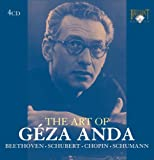 Art of Geza Anda: Solo Piano Recordings