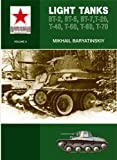 Light Tanks: T-27, T-38, BT, T-26, T-40, T-50, T-60, T-70: Light Tanks - BT-2, BT-5, BT-7, T-26, T-40, T-50, T-60 (Russian Armour)