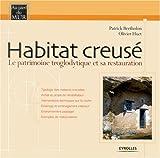 echange, troc Patrick Bertholon, Olivier Huet - Habitat creusé : Le patrimoine troglodytique et sa restauration
