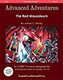 img - for The Red Mausoleum (Advanced Adventures) book / textbook / text book