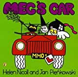 Meg's Car (Picture Puffin) (0140566899) by Nicoll, Helen
