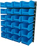 Draper 06797 Storage Bin Set (24 Pieces)