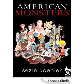 American Monsters, Illustrated