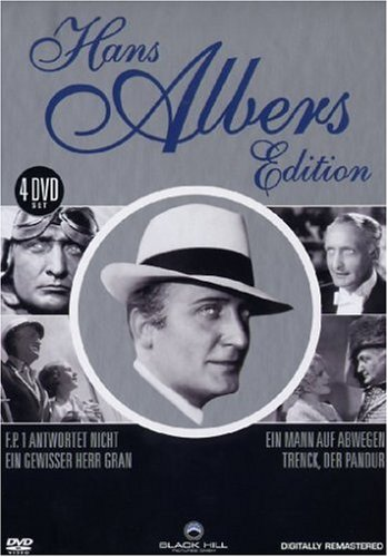 Hans Albers Edition (4 DVDs)