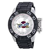 Game Time Men's NBA-BEA-CLE Beast Cleveland Cavs Round Analog Watch Amazon.com