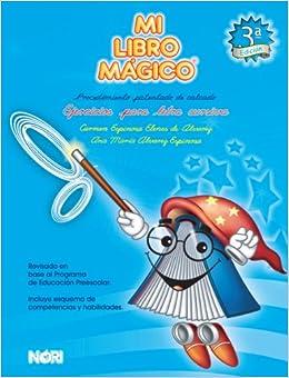 magico cursiva / My italic magic book: Ejercicios para letra cursiva