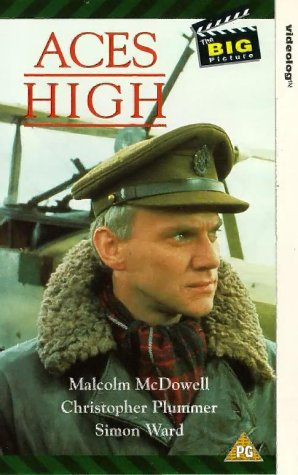 Aces High [VHS] [UK Import]