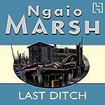 Last Ditch | Ngaio Marsh