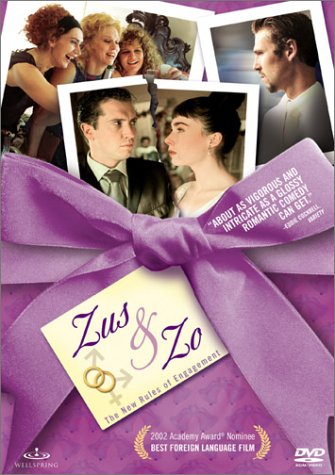 Cover art for  Zus and Zo