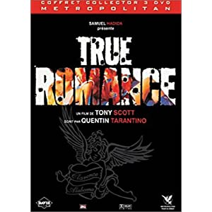 True Romance - Coffret Collector 3 DVD [Édition Ultime]
