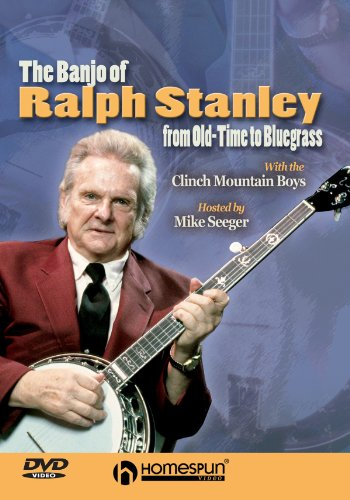 Image of DVD-The Banjo of Ralph Stanley