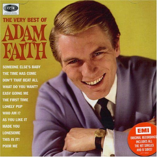 Adam Faith - The British Invasion - History of British Rock, Vol. 1 - Zortam Music