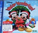 Disney Winter Wonderland 2010 CD Includes World Premiere Song You'' Always Be With Me For Christmas