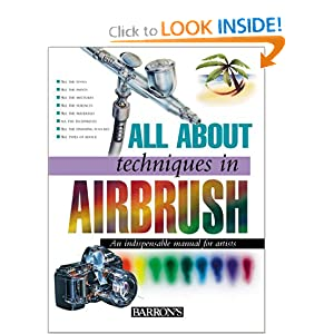 All About Techniques in Airbrush Parramon's Editorial Team