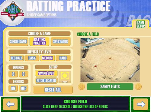 for video games consoles accessories backyard baseball 2003