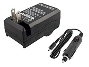 2-Pack of BP-827, BP827 Batteries & Battery Charger for Canon Vixia HF11, HF20, HF21, HF200, HFG10, HFG20, HFM30, HFM31, HFM32, HFM40, HFM41, HFM300, HFM301, HFM400, HFS10, HFS11, HFS20, HFS21, HFS30, HFS100, HFS200, HG20, HG21, XA10 Camcorder (Tamaño: D. 2 Batteries + Charger)