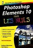 echange, troc Barbara Obermeier, Ted Padova - Photoshop Elements 10 pour les nuls