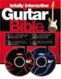 Dave Hunter The Totally Interactive Guitar Bible (Tutor Bk,Guit Facts, DVD & CD)