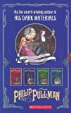 Philip Pullman Quartet Series: Box set  - Incl. The Tin Princess, The Tiger in the Well, The Shadow in the North & The Ruby in the Smoke.