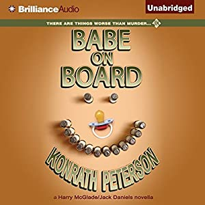Babe on Board Audiobook