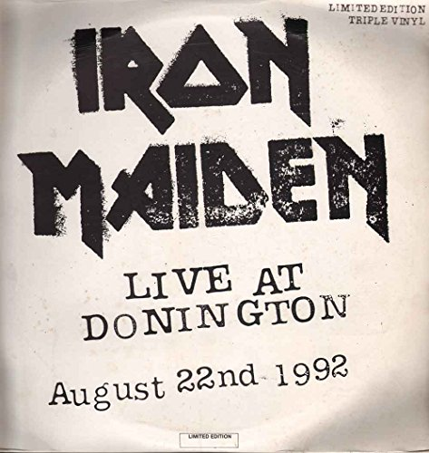 Live At Donington - August 22nd 1992