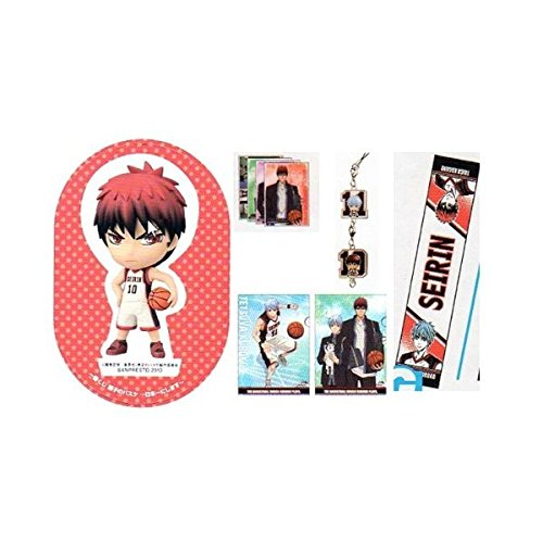 And in basketball in Japan of lottery Kuroko most fire [God] set B G H I J Award (japan import)