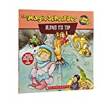 img - for The Magic School Bus Blows Its Top: A Book About Volcanoes (Magic School Bus) book / textbook / text book