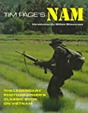 img - for Tim Page's Nam book / textbook / text book