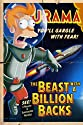 Futurama: The Beast with a Billion Backs Poster Movie C 11x17 Billy West Katey Sagal John Di Maggio