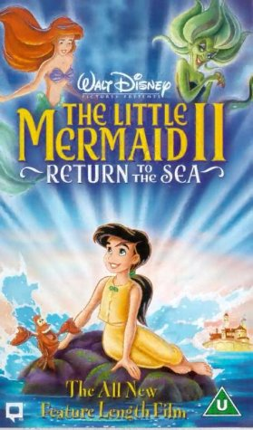 Little Mermaid II - Return to the Sea [VHS]