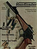 Handloader Magazine - April 1969 - Issue Number 18