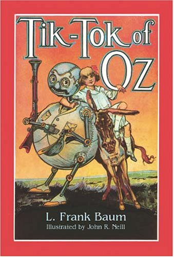 Tik-Tok of Oz, L. FRANK BAUM