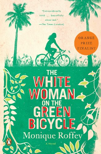 White Woman Green Bicycle ebook