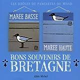 echange, troc Marie-Hélène Le Marquer, Caroline Le Marquer, Antoine Delplancq - Bons souvenirs de Bretagne