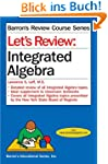 Let's Review: Integrated Algebra (Bar...
