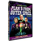 Plan 9 From Outer Space (Colorized) ~ Gregory Walcott