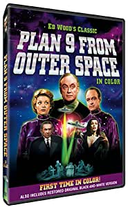 Plan 9 From Outer Space (Colorized) [Import]
