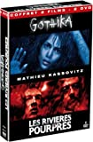 echange, troc Coffret Mathieu Kassovitz 2 DVD : Gothika / Les Rivières pourpres