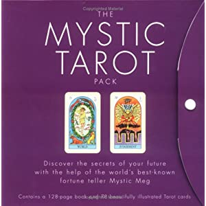 Mystic Tarot Pack Mystic Meg and Caroline Smith