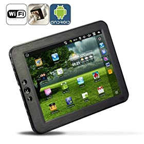 LeoTab - Android 2.2 Tablet with 8 Inch Touchscreen and WiFi