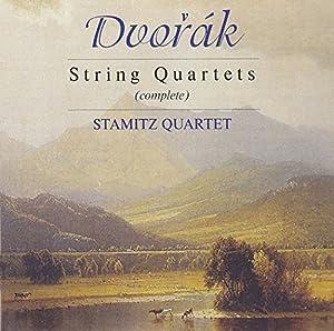 Dvorak - Les 14 Quatuors à cordes et autres pièces