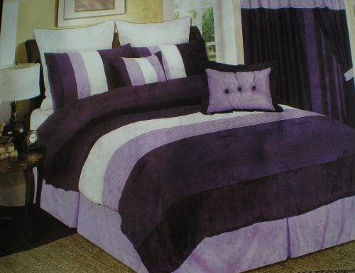 Faux Silk Bedding 5585 front