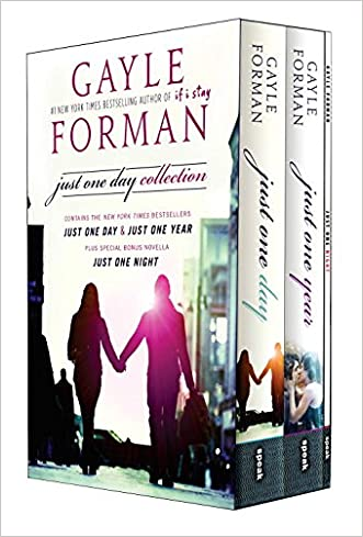 Just One Day Collection written by Gayle Forman