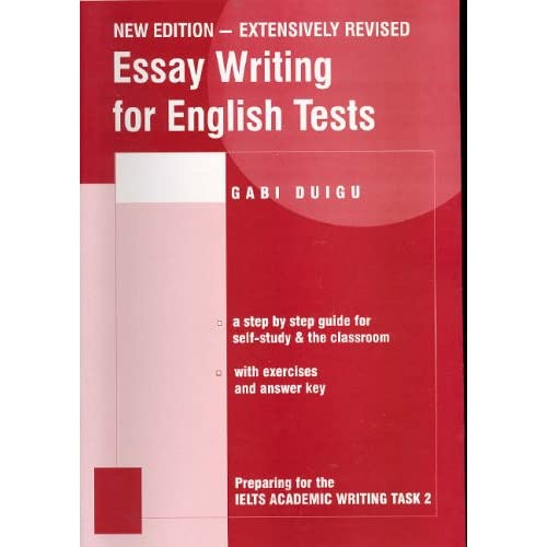 Essay Writing English Tests