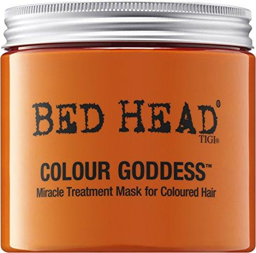 Bed Head Colour Goddess Miracle Maschera Trattamento, Backbar - 580 gr
