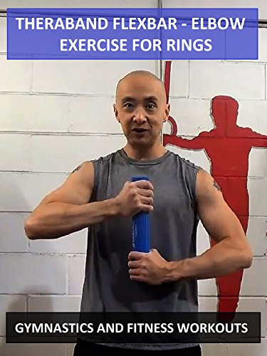 Theraband Flexbar: Elbow Exercise for Rings