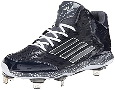 adidas Performance Men's PowerAlley 2 Mid Baseball Cleat by adidas Performance Child Code (Shoes)