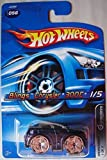 HOT WHEELS DROPSTARS 1/5 BLINGS CHRYSLER 300C #056 BLUE/SILVER TOP by Hot Wheels [並行輸入品]